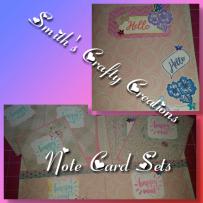 gorgeous #notelets #notecard sets #papercrafting #rak
